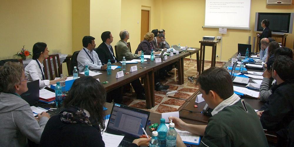 Project Meeting SAM.SSA IMNR