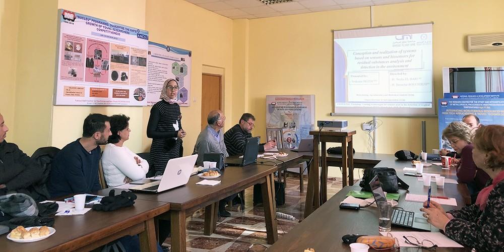 Workshop TROPSENSE IMNR